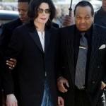 Michael Jackson e padre