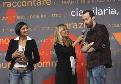 Premiazione Ilaria Alpi