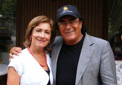 Albano e Maria Cristina Giongo