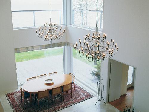 Soffitti Alti Illuminazione : Illuminazione per soffitti alti u idee di immagini di casamia