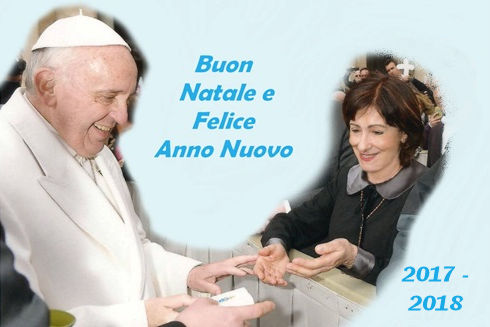 natale 2018 papa francesco Buon Natale 2017 e felice anno nuovo 2018 dalla redazione del  natale 2018 papa francesco