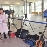 Cristina giornalista