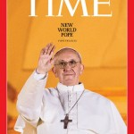 Editoriale aprile Papa Francesco - Time