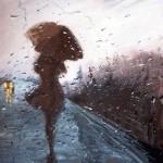 Fausto Nazer - Luci sotto la pioggia