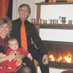 Franco e Annalisa Bonera con Alessandro
