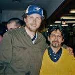 Io e lorenzo (fine anni 90)