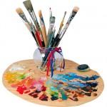 concorso di pittura on line Il cofanetto magico