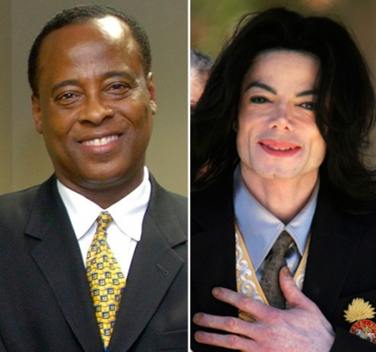 Michael Jackson - Conrad Murray