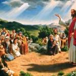 Gesù che predica