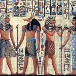 testo delle piramidi