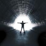 tunnel luce papà